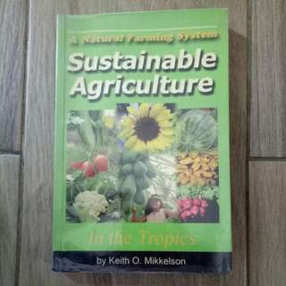 Sustainable Agriculture in the Tropics