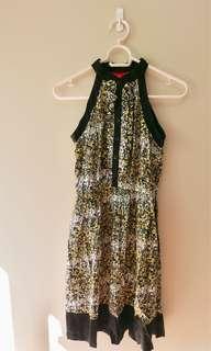 Pre-Loved Bayo Halter-Neck Summer Dress