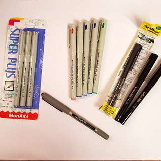 🆕️Assorted Fine Liners (individually priced)
