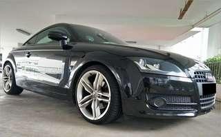 Audi TT coupe 2.0