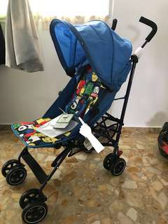 MotherCare Nanu Stroller - Brand New (slightly negotiable)