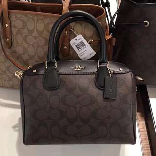 Coach Mini Bennett (authentic)