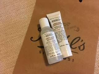 [全新] Kiehl's Amino Acid Shampoo & Conditioner 洗髮水及護髮素 Sample