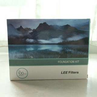 Lee Filters Foundation Kit 100mm Filter System