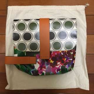 100% new Marni market bag /pouch/ clutch