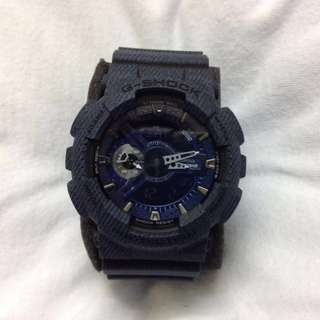 Brand New Blue G-Shock