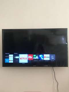 SAMSUNG SMART TV 32 INCHES