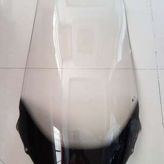 Suzuki Burnman 200cc racing windscreen