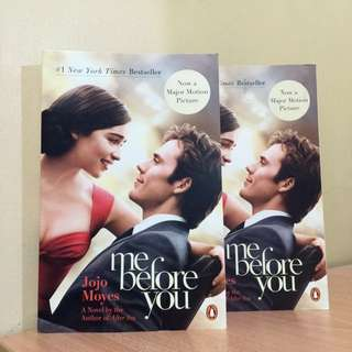 SALE: Me Before You - Jojo Moyes
