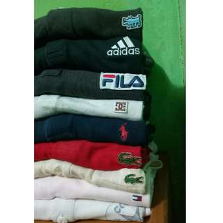 Polo shirt Dc Lacoste Tommy Hilfiger convers