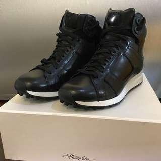 全新 3.1 Phillip Lim 黑色短筒鞋