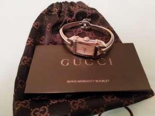 Gucci 女裝腕錶