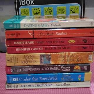 Book bundle 57 (take all)