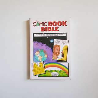The Comic Book Bible by Rob Suggs