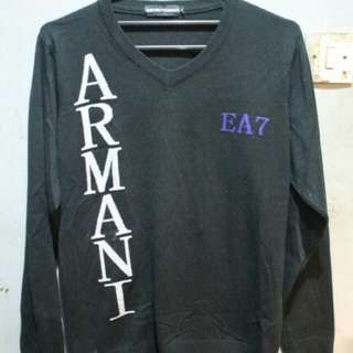 sweater emporio armani original