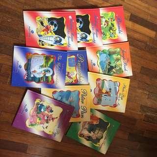 Walt Disney Story Books