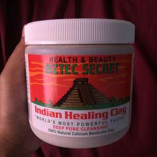 Aztect Healing Clay
