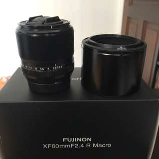 Fujinon XF 60 mm Fujifilm