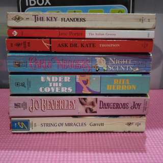 Book bundle 59 (take all)