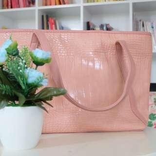 Water Pink Bag