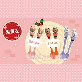 7-ELEVEN × LINE FRIENDS × LE CREUSET·「好friend派對餐具」