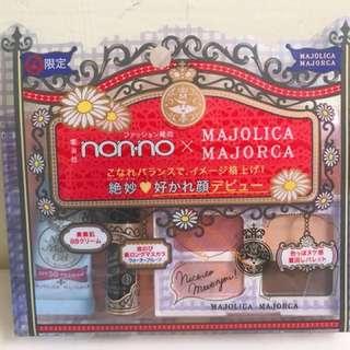 MJ Majolica Majorco 化妝品套裝