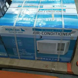 Window type airconditioner 1hp