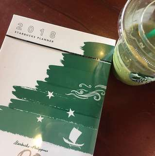 Starbucks Planner (Green)