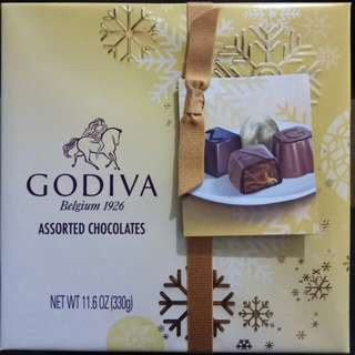 GODIVA Assorted Chocolates (330g)