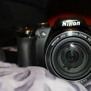 Nikon coolpix p90 emergency sale