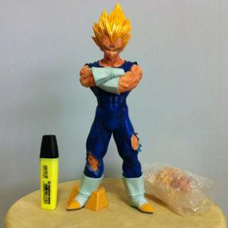 (reserved) Dragon Ball Majin Vegeta Resolution Of Soldiers