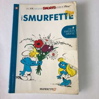 No 4. The Smurfette