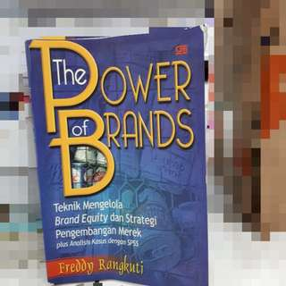 SP_PRELOVED : the power of brands