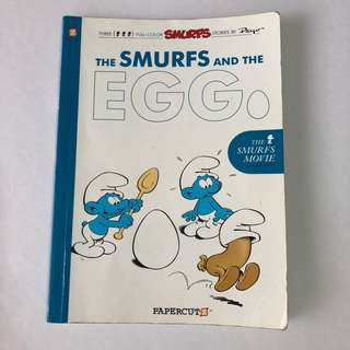 No 5. The Smurfs and the Egg