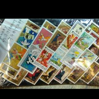 Hungary 25 large pictorial stamp pack