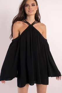 TOBI Black Dress Size M
