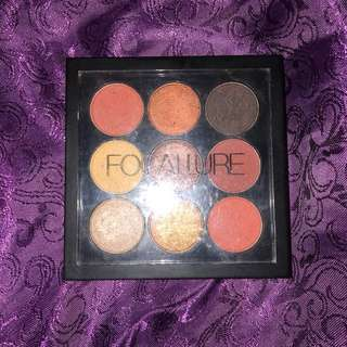 Focallure 9 Eyeshadows 05