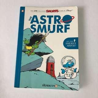 No 7. The Astro Smurf