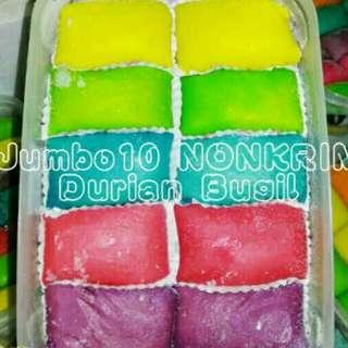 Pancake Mini & Jumbo Non krim/krim
