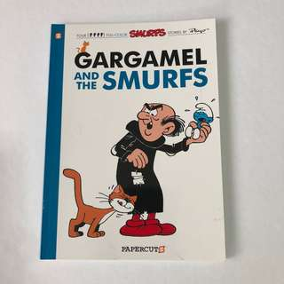 No 9. Gargamel and the Smurfs