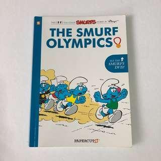 No 11. The Smurf Olympics