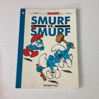 No 12. Smurf vs Smurf