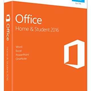 Microsof Office Home & Student