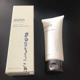 AHAVA 100ml Mineral Hand Cream