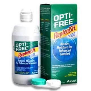Opti-Free Replenish Multi Purpose Disinfecting Contact Lens Solution