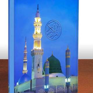 AL QURAN  Nabawi Mosque Edition Size A5