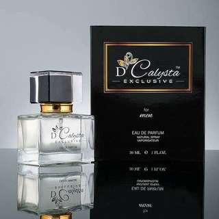 D'Calysta Exclusive Perfume