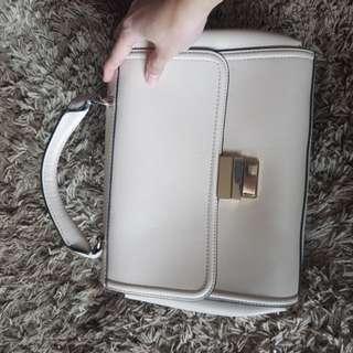 Zara Nude Bag