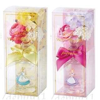 愛麗絲夢遊仙境花朵精油擴香瓶