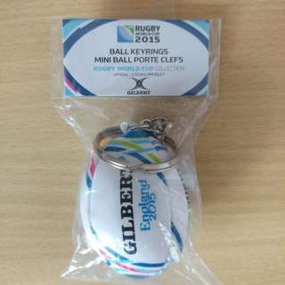 Rugby World Cup England 2015 Keyring
